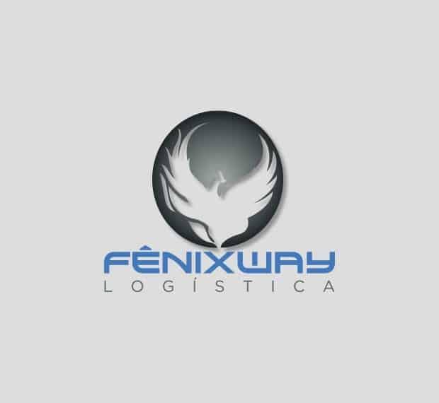 Logo antigo da Fenix Way